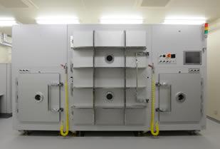 卷對卷式自動運輸PLASMA設備